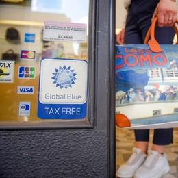 Tax free smart  I negozi di Como  come un duty free