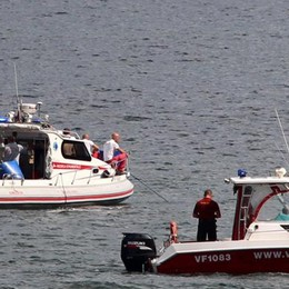 Tragedia nel lago a Onno  Uomo muore annegato