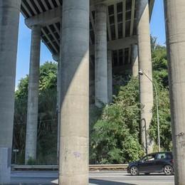 Ponti dell'autostrada  Da lunedì via ai lavori  per renderli più sicuri