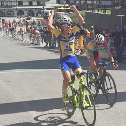 Con un Fancellu così si può sognare Vince in uno dei templi del ciclismo