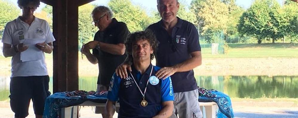 De Maria è sempre al top Campione italiano di slalom