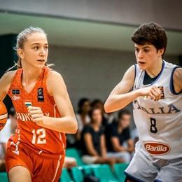 L'Europeo Under 16 donne L'Italia e le lariane senza rivali