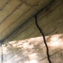 Crepe sul ponte A9  Viadotto dei Lavatoi  il nuovo progetto