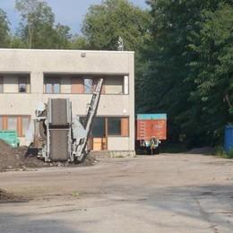 Maxi impianto di trattamento rifiuti  Il Comune di Vertemate dice no