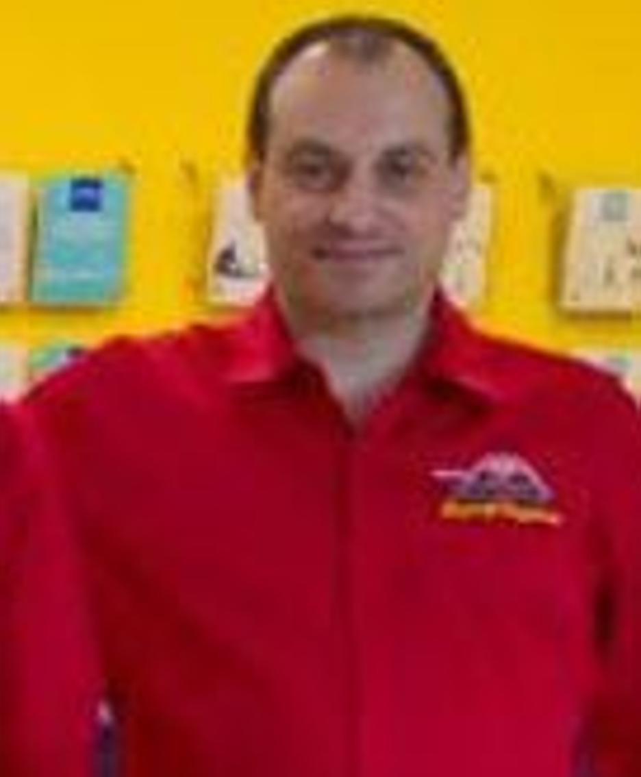 Andrea Montanari, il titolare