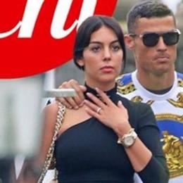 Ronaldo a Cernobbio e Bellagio  Le nuove foto con Georgina