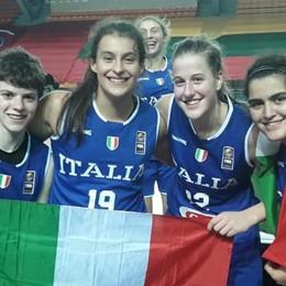 Impresa Italia Under 16   È semifinale europea