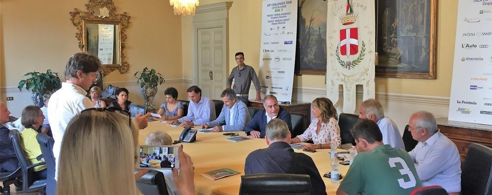 Il Challenger Città di Como L'Italia interromperà il digiuno?