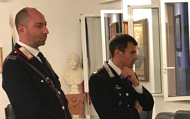 Valsolda, incontro con i carabinieri  Contro truffatori e ladri