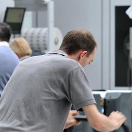 Como: l'occupazione  torna a crescere  Più 770 dipendenti