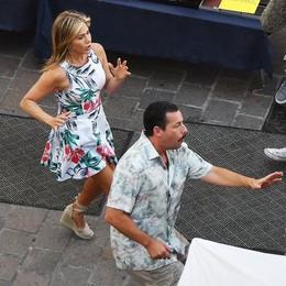 Hollywood e Giro d'Italia  Otto milioni per Como