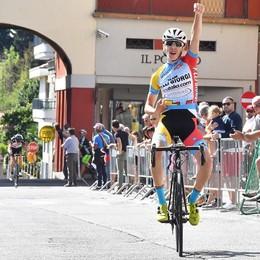 Giro della Provincia: ultimo atto Tappa a Belussi, corsa a Vacek