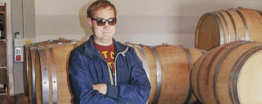 Il sogno di Pietro, enologo cieco  Vince un premio con un suo vino