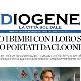 In edicola Diogene  Le notizie del bene