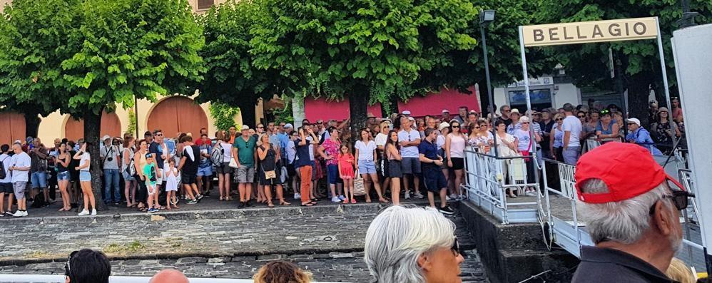 Ogni sbarco 50 centesimi  La tassa di Bellagio pro turismo