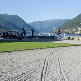 Villa Olmo vietata alle carrozzine  Lucini: «Falso, giunta scorretta»
