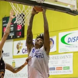 Cantù, oltre 100 punti al debutto Lugano battuto a Chiavenna