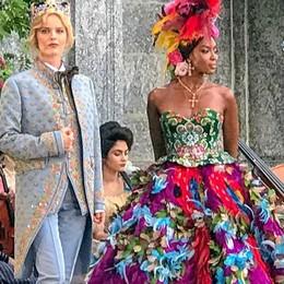 Dal Times al Globo, boom del lago  Che successo con Dolce e Gabbana