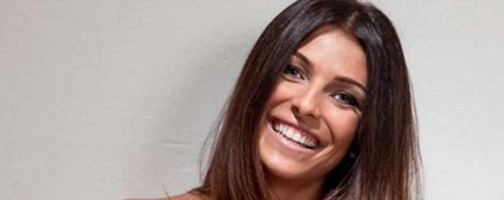 Festa a Erba con miss Italia  Cristina Chiabotto da Scarpe & Scarpe