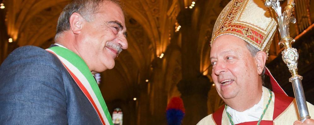 L'appello del vescovo  «Politici, ascoltate la città»