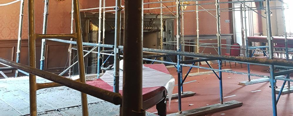 Appalti inceppati a palazzo Cernezzi  «Colpa delle scelte politiche sbagliate»
