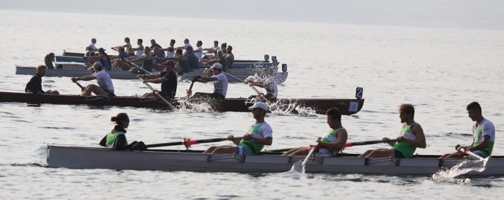 La Canottieri Osteno si prepara Domenica i provinciali del fisso