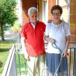 Domani Diogene  Carla e Piero, amore cieco «La diversità ci va stretta»