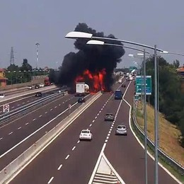 Incidente di Bologna Riaperto il raccordo