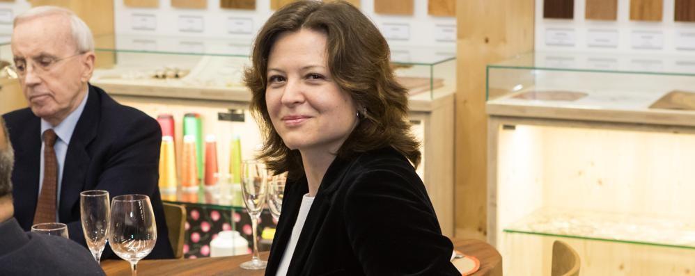 Irina conferma  a La Provincia:  «Sì, sto per dare le dimissioni»