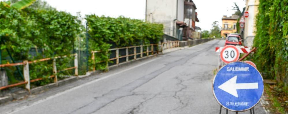 Valfresca, il Comune  «Proviamo a riaprirla  in tempo per il Giro»