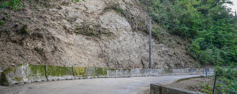 Valfresca, la strada resta chiusa  A rischio il Giro di Lombardia