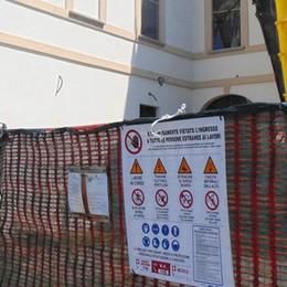 Cantù, città dei cantieri maledetti  A rischio anche i lavori nel chiostro