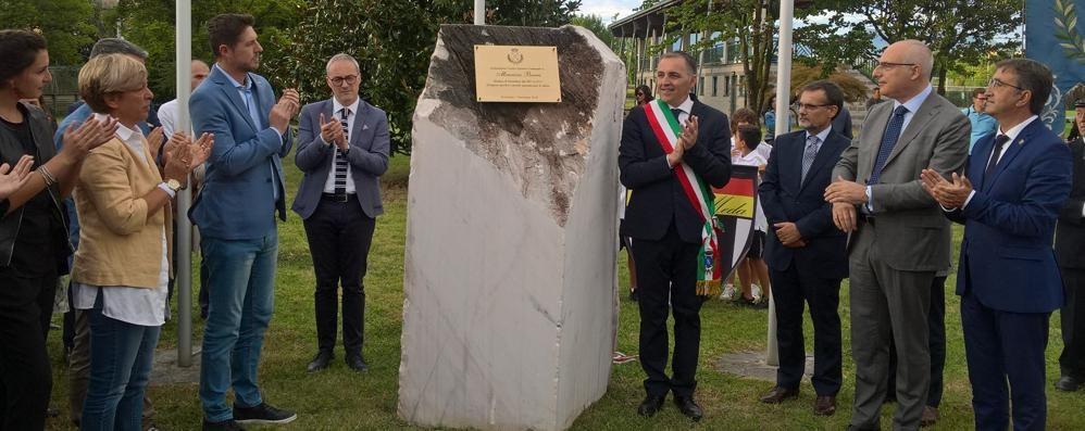 Novedrate e l'ex sindaco  «Barni fece grande il paese»