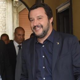 Cernobbio, Salvini al Forum Ambrosetti: «Meno arrivi per maggiore integrazione»