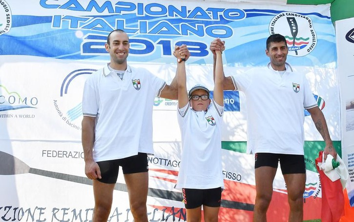 Il Trofeo Sinigaglia alla Osteno «Grazie all'impegno di tutti»