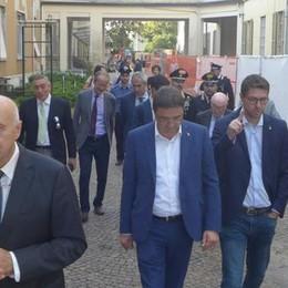"""Mariano, partiti i lavori in ospedale  Il """"blocco B"""" sarà agibile in 4 mesi"""