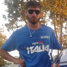 Yacht Club Como e moto d'acqua Un podio tricolore per Vecchiori