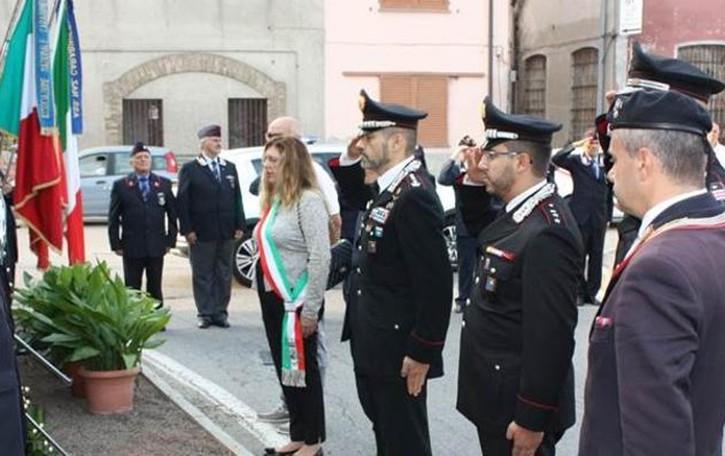 Bregnano commemora Dubini  il carabiniere trucidato a Napoli