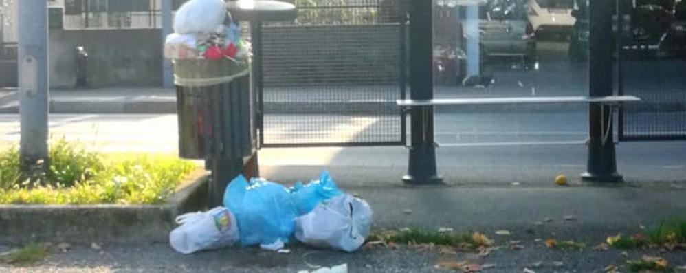 Ecco le stangate di 400 euro  Prime maxi multe sui rifiuti