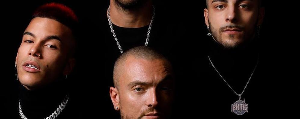 Il paradosso del rap  Facce da duri ma tanta solidarietà