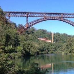 Ponte chiuso a tempo indeterminato