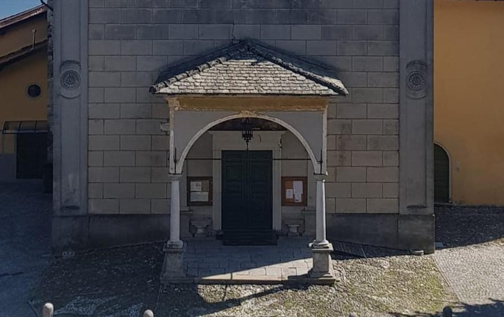 Rischio crolli a Cremia  Chiusa la parrocchiale