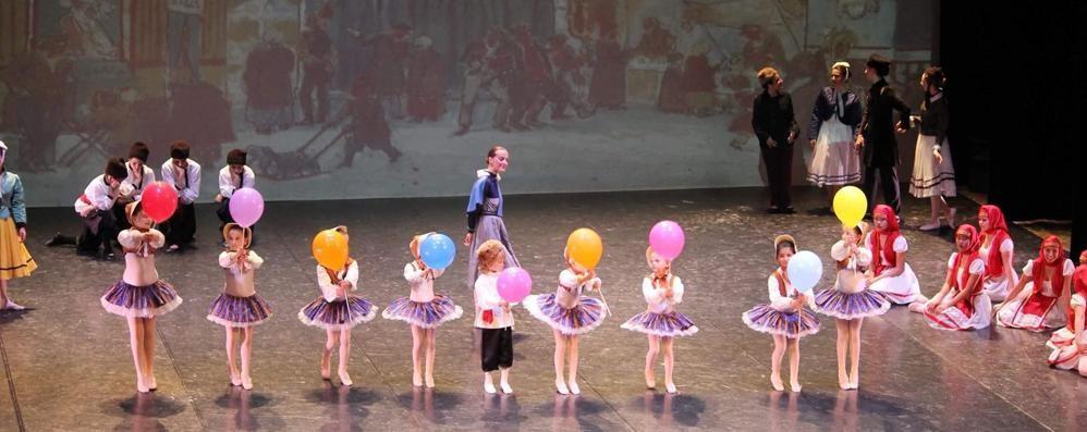 Spettacolo per i trent'anni  La Scuola di danza cerca l'aiuto di Como