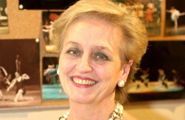 Simonetta Manara Schiavetti, direttrice scuola balletto teatro Sociale