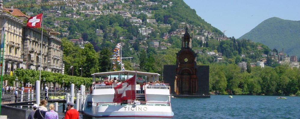 Lugano, città da nababbi  Nella top ten delle più care