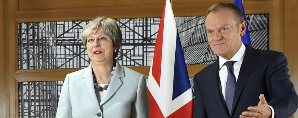 Brexit: Tusk, evitare catastrofe di una mancata intesa