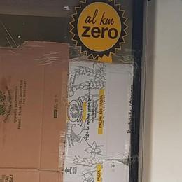 Cernobbio: tombino contro la vetrina  I ladri fuggono con la cassa