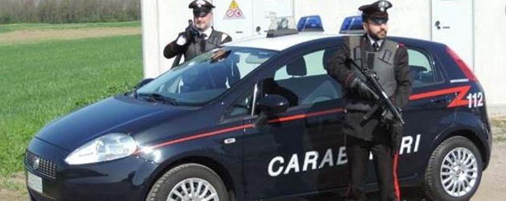 Rubò in una casa a Locate  Bloccato dai carabinieri