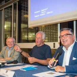 Gianni Motta tira la volata «Il Lombardia è Como»