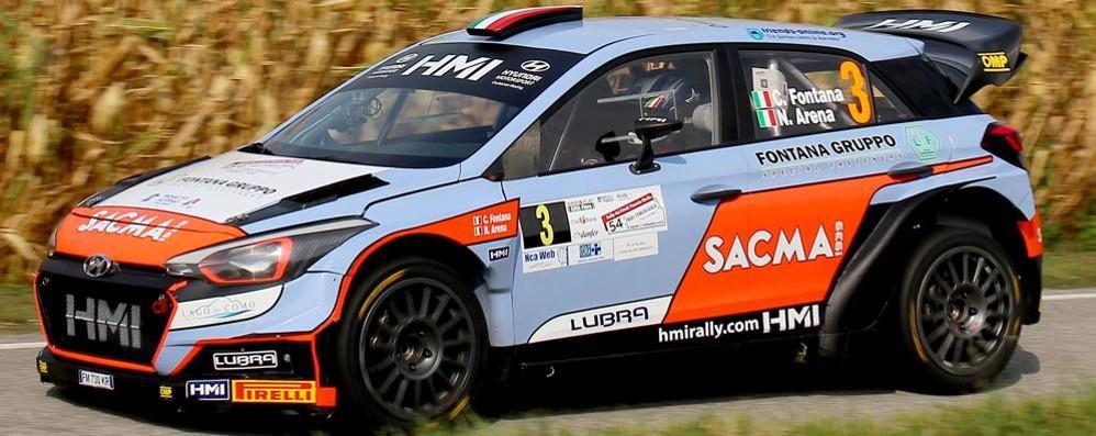 Fontana, che peccato: secondo E Porro è quinto al Rally del Friuli